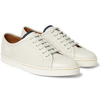 John Lobb Leather Low Top Sneakers