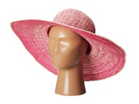 San Diego Hat Company Pbl3028 Ombre Paper Floppy Paradise Pink Traditional Hats