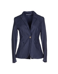 At.P. Co At.P.Co Blazers Slate Blue