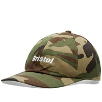 Fc Real Bristol F.C. 6 Panel Cap Green