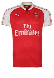 Puma Afc Home Replica Club Wear High Risk Red White Victory Gold