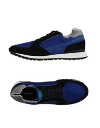 Cnc Costume National Costume National Homme Footwear Low Tops And Trainers Men Blue