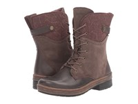 Jambu Hemlock Vintage Smokey Women's Pull On Boots Brown