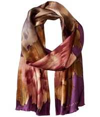 Lauren Ralph Lauren Donna Purple Scarves