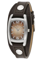 Tom Tailor Watch Dunkelbraun Brown