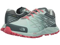 The North Face Ultra Endurance Gtx Subtle Green Darkest Spruce Women's Shoes