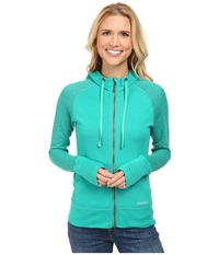 Marmot Callie Hoodie Gem Green Women's Sweatshirt