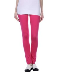 Blugirl Folies Trousers Leggings Women Fuchsia
