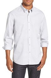 Zagiri 'Parallel Universe' Regular Fit Sport Shirt Grey