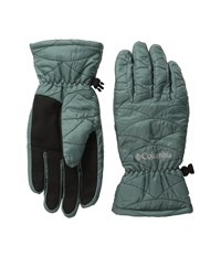 Columbia Mighty Lite Glove Pond Extreme Cold Weather Gloves Green