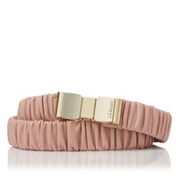 Lk Bennett Greta Elastic Bow Belt Multi Coloured