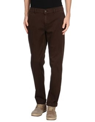 Love Moschino Casual Pants Dark Brown
