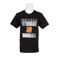 Undefeated T Shirt Black