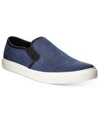 Kenneth Cole Reaction Men's Done It Again Sneakers Men's Shoes Navy