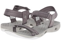 Columbia Sunbreeze Vent Avalon Quarry Cool Grey Women's Sandals Gray