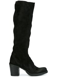 Fiorentini Baker Knee High Boots Black