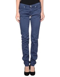 Mason's Casual Pants Dark Blue