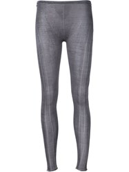 Label Under Construction Tights Grey
