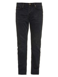 Burberry Straight Fit Jeans Dark Blue