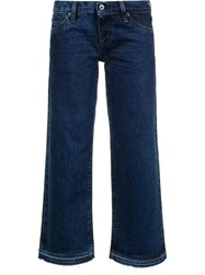 Simon Miller Cropped Jeans Blue