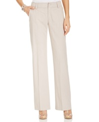 Lee Platinum Monaco Straight Leg Trousers Heather Khaki Wash