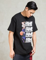 Hall Of Fame Black Dunk S S T Shirt