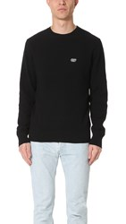 Obey New Times Drifter Sweater Black