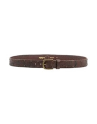 Jack And Jones Vintage Belts Dark Brown