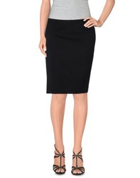 Chalayan Skirts Knee Length Skirts Women Black