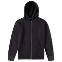 Alexander Wang T By Vintage Fleece Hoody Black