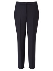 John Lewis Kin By Tailored Trousers Navy