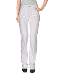 Valentino Trousers Casual Trousers Women White