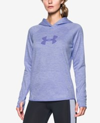Under Armour Storm Logo Hoodie Wild Aster Twister