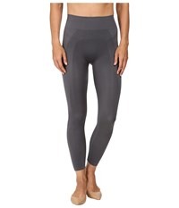 Hue Seamless Shaping Capris Thunder Women's Capri Multi