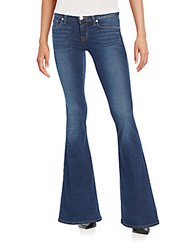 Hudson Mia Flared Jeans Dauntless