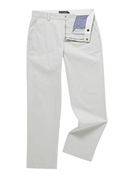 Howick Fraternity Casual Chino Light Grey