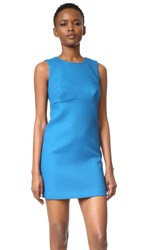 Milly Sweetheart A Line Dress Azure