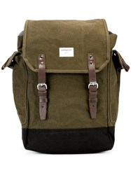 Sandqvist 'Bob' Backpack Green