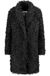 Elizabeth And James Iris Faux Shearling Coat Gray