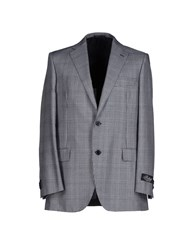 Belvest Suits And Jackets Blazers Men Grey