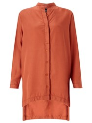 Waven Agnes Tunic Top Burnt Orange