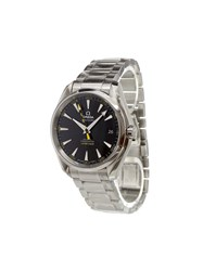 Omega 'Seamaster Aqua Terra' Analog Watch