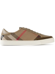 Burberry 'Haymarket Check' Sneakers
