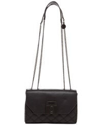 Guess Rebel Roma Petite Convertible Crossbody Black