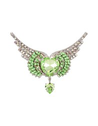 First People First Jewellery Brooches Women Green
