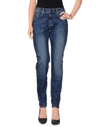 Victoria Beckham Denim Pants Blue