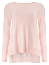 Phase Eight Esta Swing Knit Jumper Pink