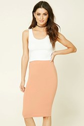 Forever 21 Stretch Knit Bodycon Skirt