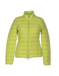 Geox Down Jackets Coral