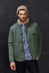 Cpo Ruskin Deck Jacket Olive